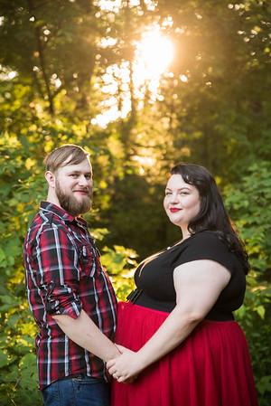 Hannah and Brandon