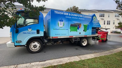 We Clean Dumpsters