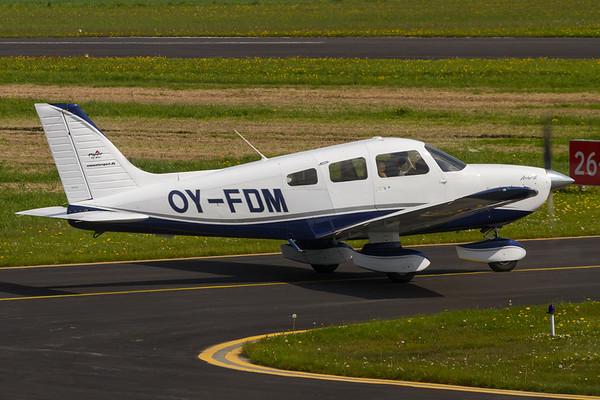 OY-FDM - Piper PA-28-181 Archer III