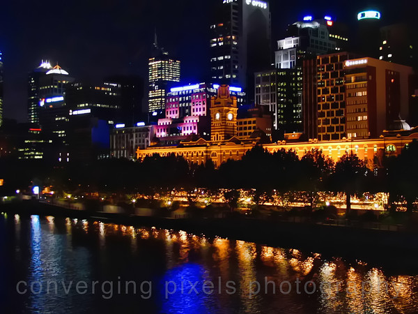 """Melbourne, Australia"""