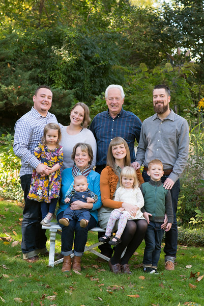 Adair Family 2018