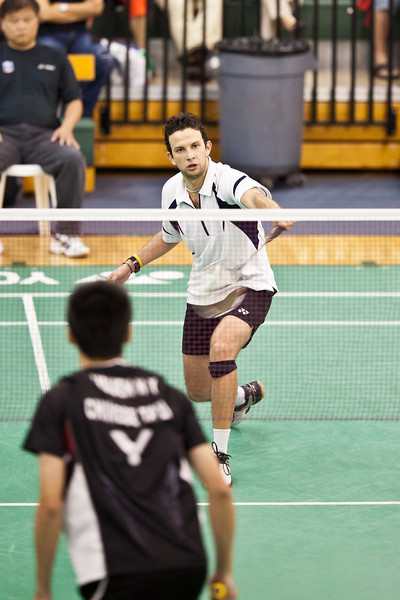 US Open Badminton Quarterfinals 7.14.2011