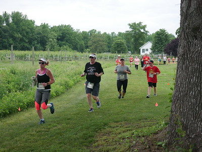 Run the Vineyards - Harvest Ridge 5K