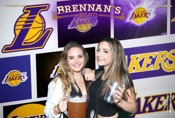 10.18.19 Brennan's Lakers/Broncos/Turtle Race Photo Booth
