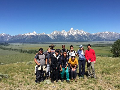 06.26.2016 Jackson Hole Science Expeditions
