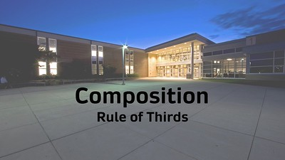 05 Composition - Rule of Thirds