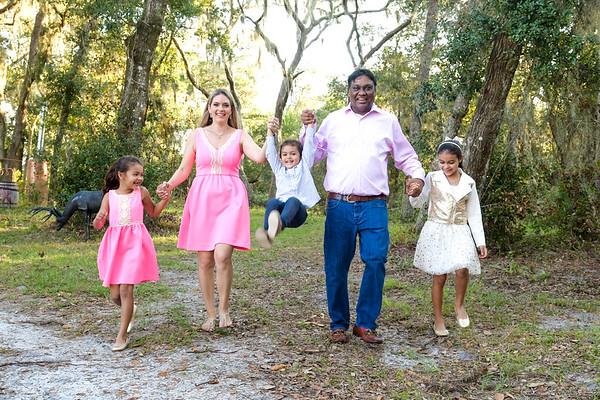 Sheela Family at Horsepower Ranch