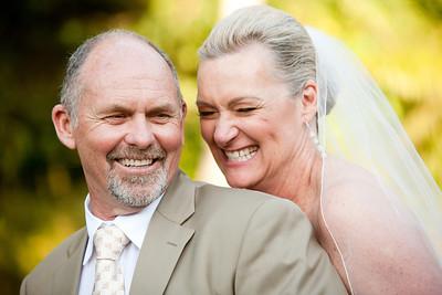 Diane and Glenn