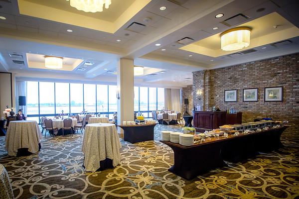 Hilton River Room Dinner