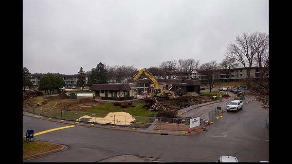 Villages on McKnight Clubhouse Demo