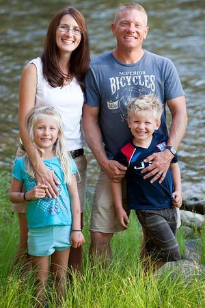 Smith/Rogers Family