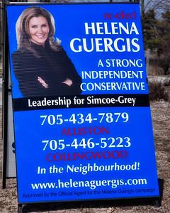 Canada Election 2011 Simcoe-Grey