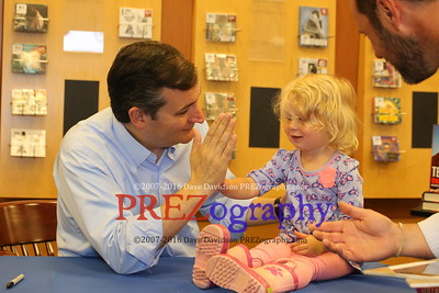 Ted Cruz A Time For Truth 7-6-15 booksigning