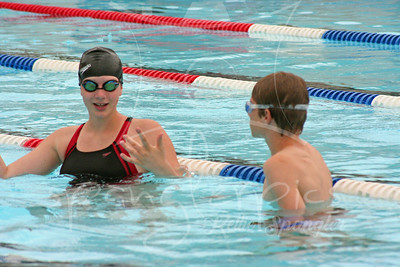 2008 Swim Team Finals