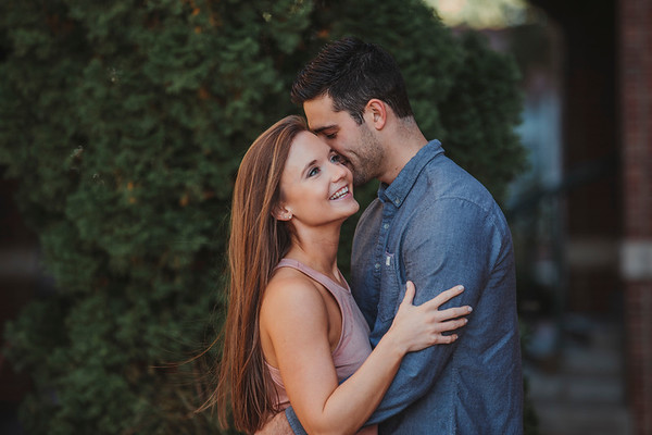 Bryanna + Connor Engaged 2018