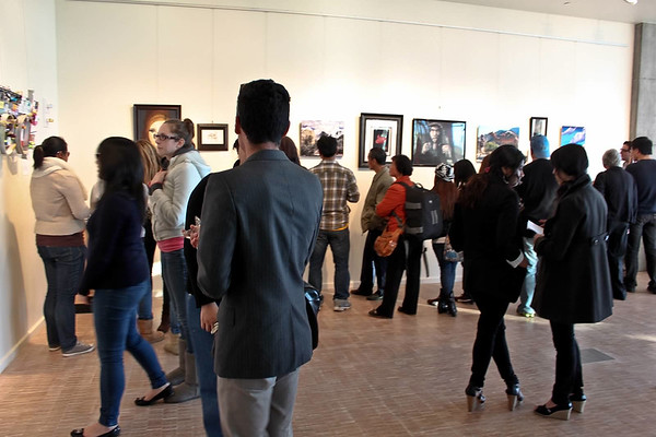 UCM Art Gallery Highlights
