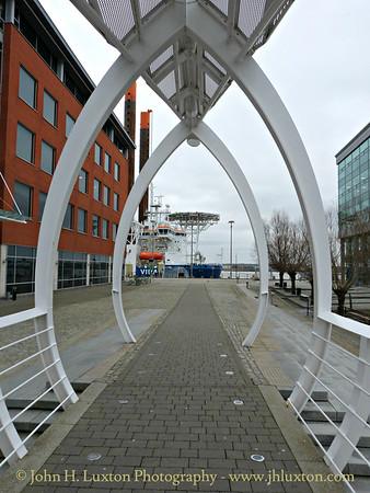 VIDAR - Floating Crane Ship
