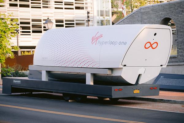 Virgin Hyperloop Dublin Ohio Metro Library