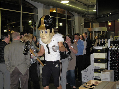 PCC Wine tasting event at Sam's in the loop