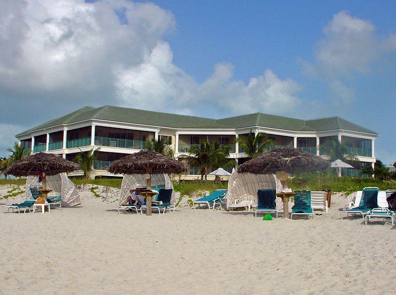 The Sands on Grace Bay