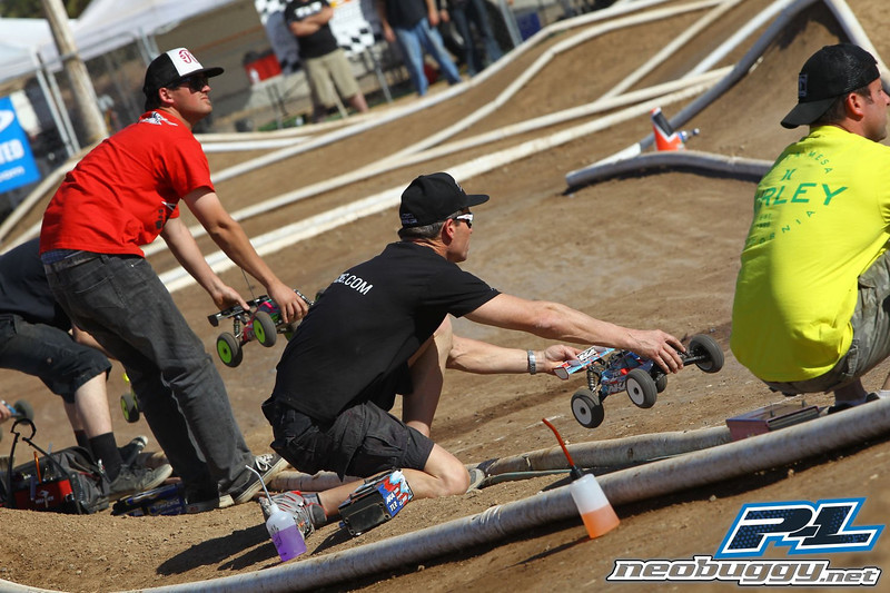 2012 Dirt Nitro Challenge - Day 5, Buggy Finals