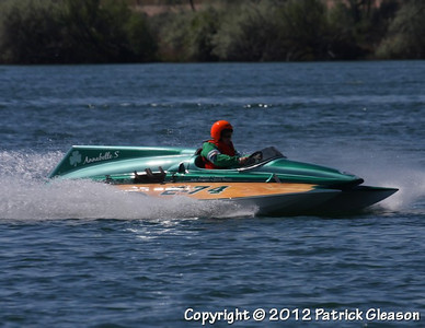 Moses Lake Solar Cup 2012 - Inboards