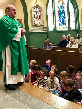 2019.10.20 Family Mass (St. Andrew)