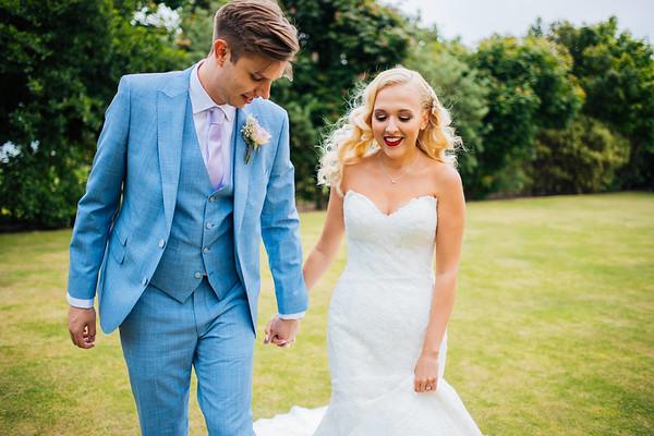 Emma and Carl - wedding