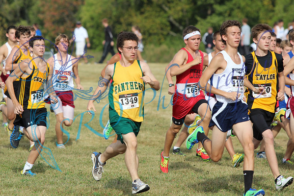 LMHS X-Country, Fall 2012