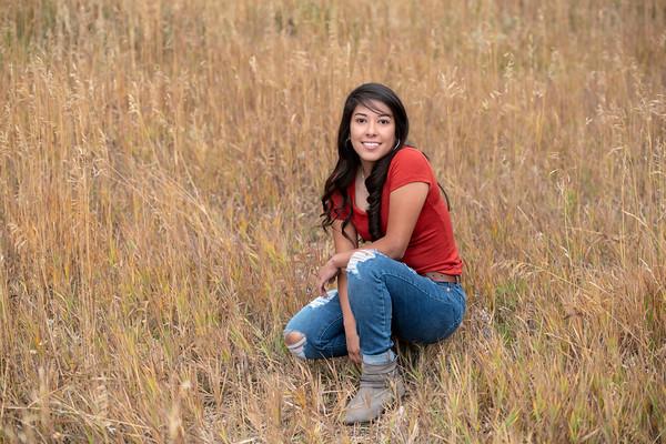 Kirsten's Martinez Senior Portrait Primero 2020