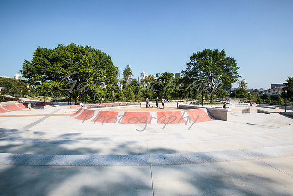 Franklin's Paines Skate Park Opening