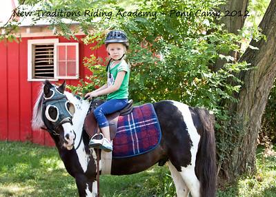 Pony Camp - Week of June 25
