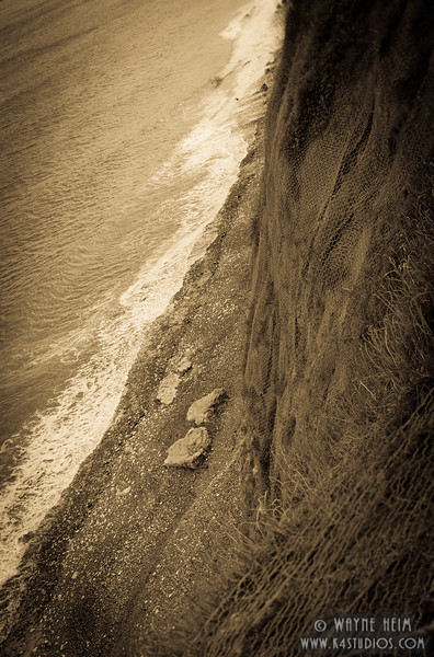 Cliffs of Normandy  6  Photography by Wayne Heim