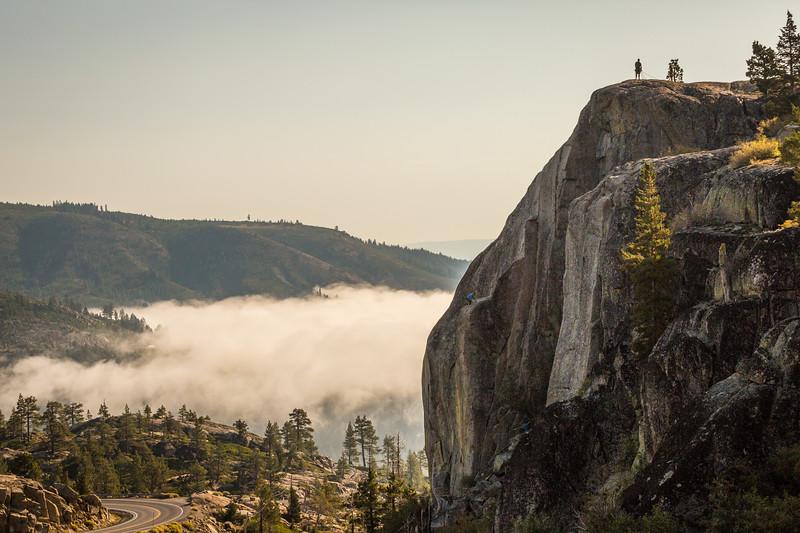 Donner Peak Rock Climber -2