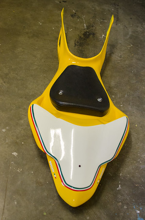 1098S QikQuack Fairings