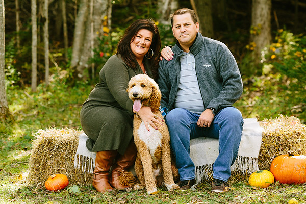 Fall Family Mini Sessions-The Boyd-Bakers