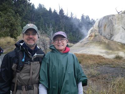 Hiking Grand Teton and Yellowstone - September 2015