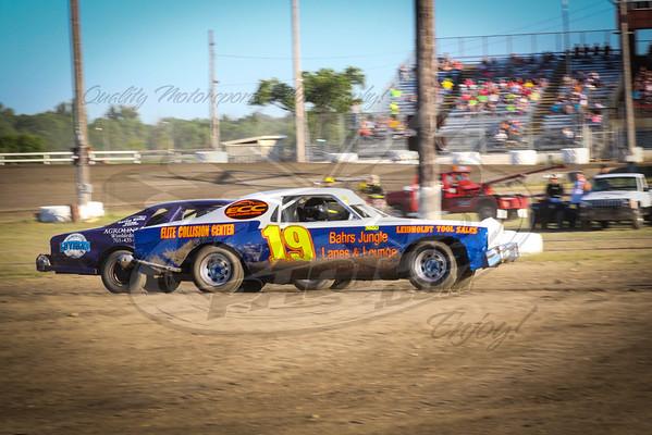 2016 Brown County Speedway Opener
