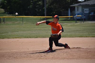 June 12, 2021 Teener Baseball