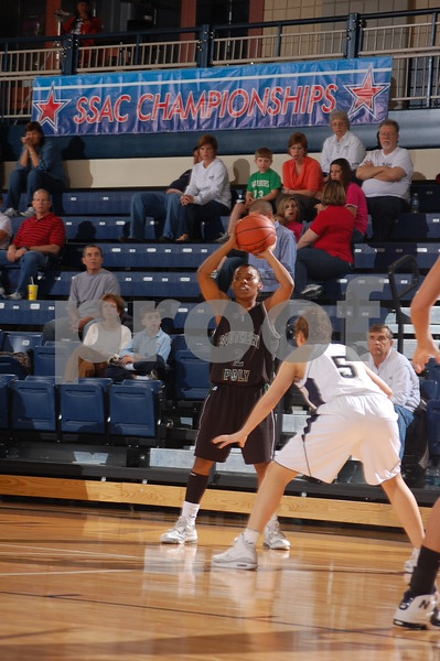 SSAC Tournament Berry v. SPSU 3-6-09