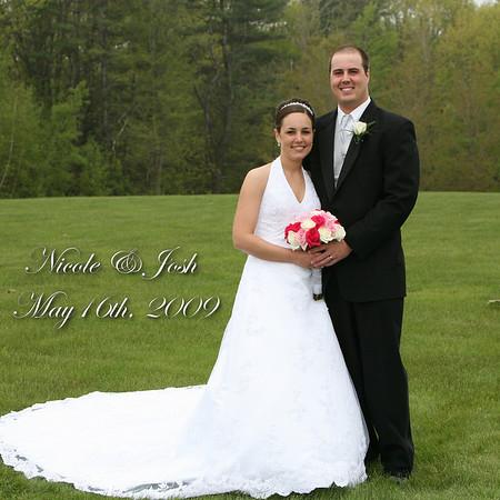 Nicole & Josh Wedding Album