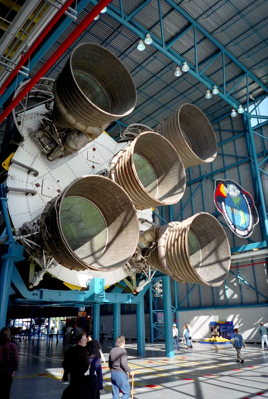 Apollo Saturn 5