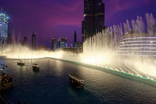 Dubai - Summer 2018 (canon)