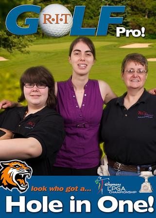 RIT at the LPGA 2011
