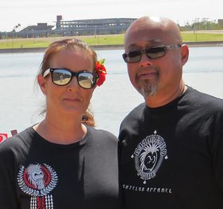 10th Annual Arizona Dragon Boat Festival Demo