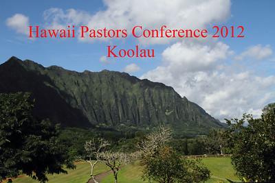 Hawaii Pastors Conference 2012