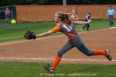 Varsity Softball v Colgan 5/25/18