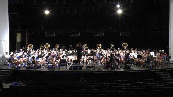Band Camp 8/1-19/2016