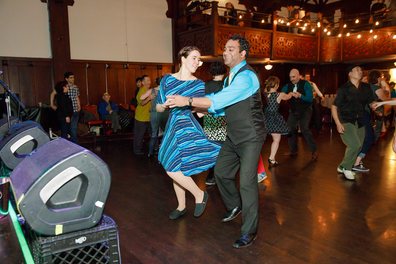 Cat's Corner Swing Dancing Nathan Dias