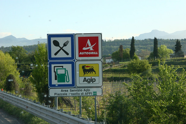 Euro08 - Italy to Switzerland via Innsbruck Austria